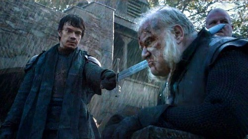 Rodrik and Theon