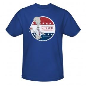 Roger for President T-Shirt