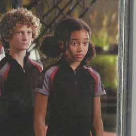 Rue at the Training Center