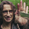 Rumpelstiltskin/Mr. Gold photo probably with a portrait called Rumpelstiltskin