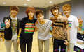 SHINee and Super Junior!^^ <3