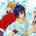 Saiko and Shujin - manga fan art