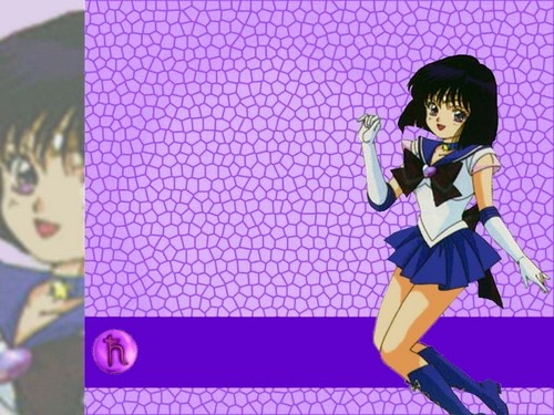 Sailor Moon wallpaper titled Sailor Saturn