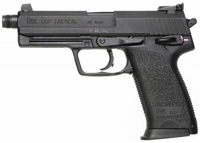 Salem's Handgun