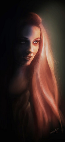 Sansa - house-stark Fan Art