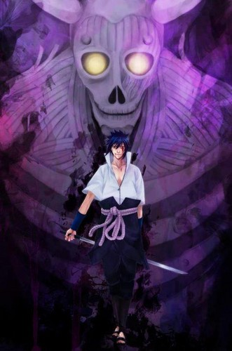 Sasuke  is  the  BEST - anime-guys Photo