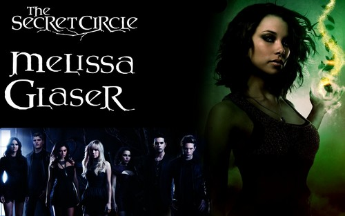 The Secret Circle (TV Show) wallpaper possibly with a concert and a sign called Secret Circle