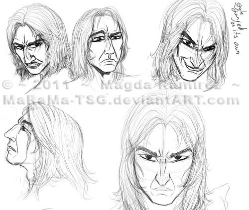 Severus Snape door MaRaMa-TSG