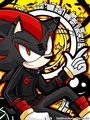 Shadow Matryoshka - shadow-the-hedgehog fan art