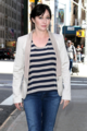Shannen - Out & about in NYC, April 03, 2012 - shannen-doherty photo