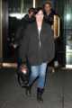 Shannen and Kurt Iswarienko arriving at the NBC Studio, April 03, 2012 - shannen-doherty photo