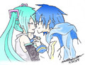 She does love me - vocaloid-rp photo