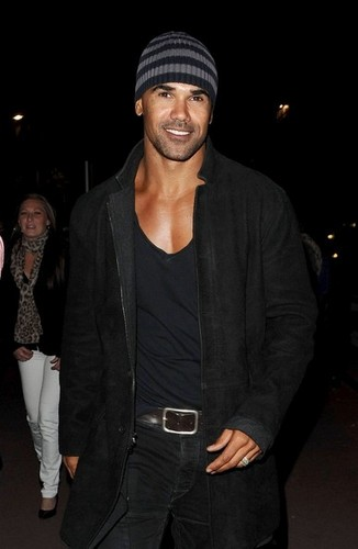 Shemar Moore at the Cannes Film Fest