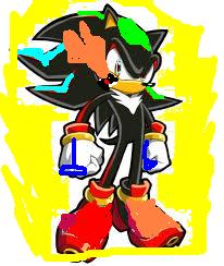Shilic (MY CHarACTER IT IS SHadow sonic AND SILVER PUT TOGETHER)