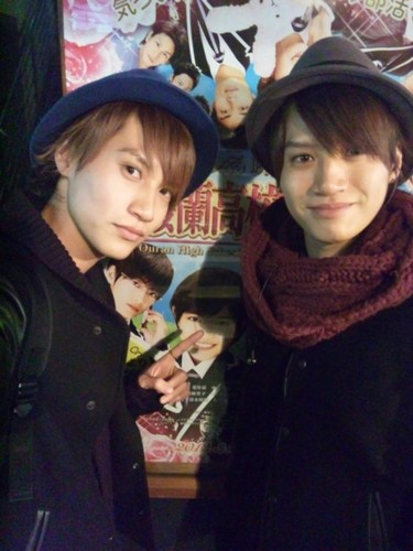 Shinpei and Manpei