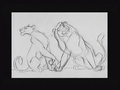 Simba and Nala art script - simba-and-nala fan art
