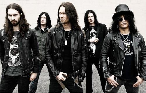 슬래쉬 ft Myles Kennedy & The Conspirators