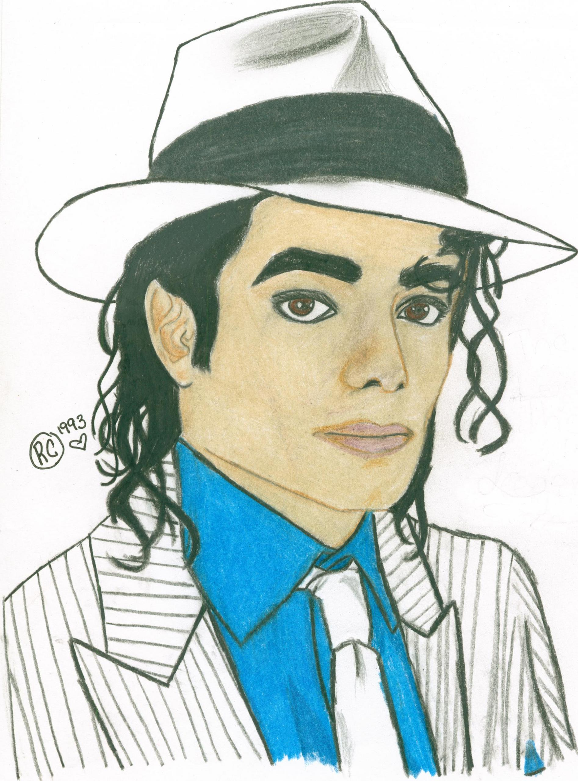 michael jackson sketch smooth - photo #20