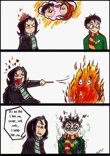 Snape vs. James