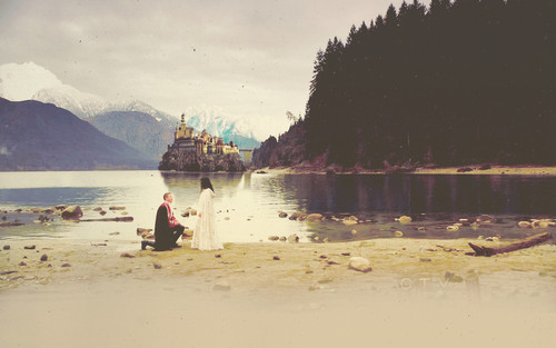 once upon a time fondo de pantalla entitled Snow&Charming