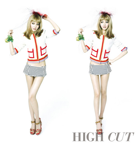 "Sooyoung for ""High Cut"""