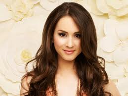 Pretty Little Liars wallpaper with a portrait titled Spencer Hastings