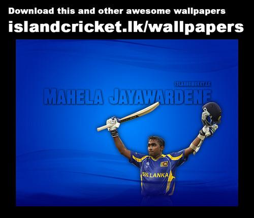 Sri Lanka Cricket fonds d'écran