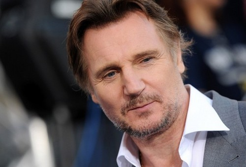 Stars at the Premiere of &#39;Battleship&#39; in LA - liam-neeson Photo