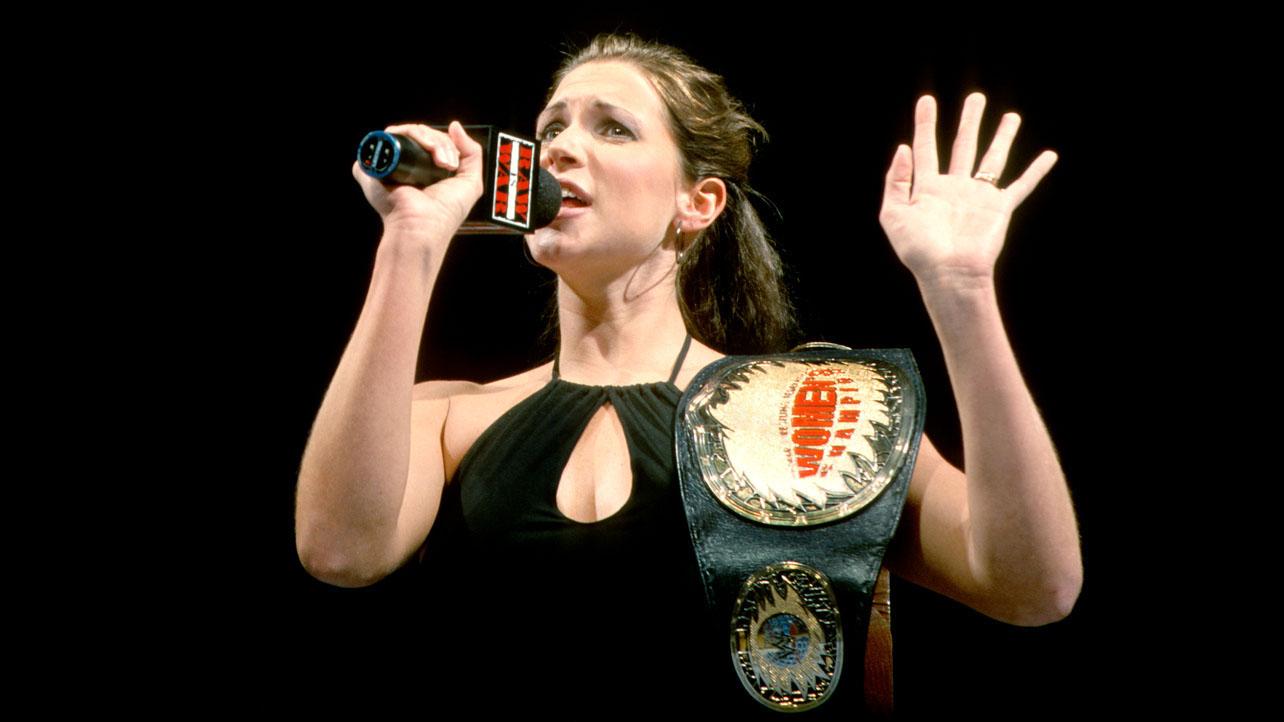 Stephanie McMahon - Classic Photos
