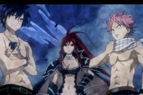 Strongest Team In Fairy Tail