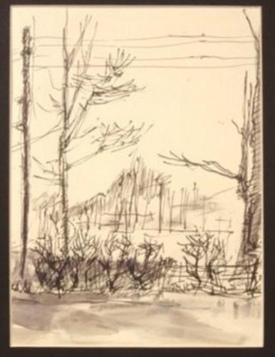 Stuart Sutcliffe's Sketchbook