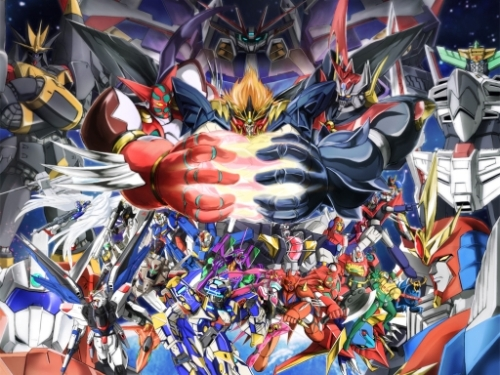 Super Robot Wars - anime Photo