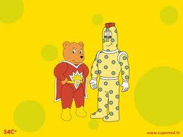 Superted and Spotty