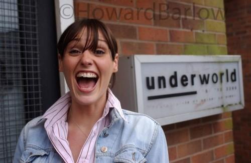 Suranne Jones worked at Mike Baldwin's underworls factory - 2003 <333