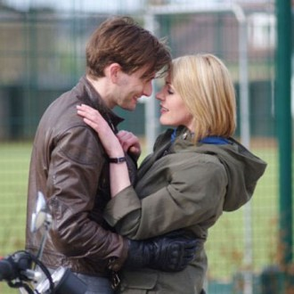 Suranne with David Tennant in Single Father <333
