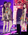 Taeyeon Tiffany Seohyun @ Dream Concert 2012