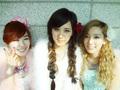 Taeyeon Tiffany Seohyun Official Website Selca