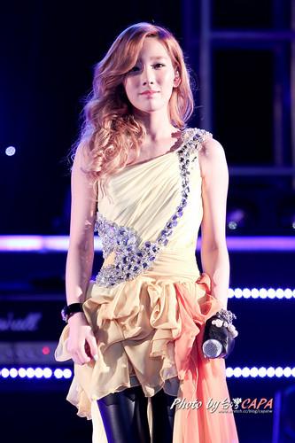 Taeyeon Tiffany Seohyun @ Yonsei trường đại học Festival