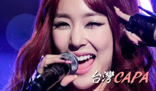 Taeyeon Tiffany Seohyun @ Yonsei বিশ্ববিদ্যালয় Festival