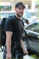 Taylor Kitsch: Bye Bye, NY - taylor-kitsch photo