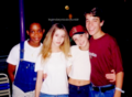 Tayte, Christina, Britney, and TJ