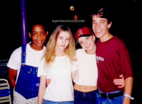 Tayte, Christina, Britney, and TJ - MMC - The New Mickey ...