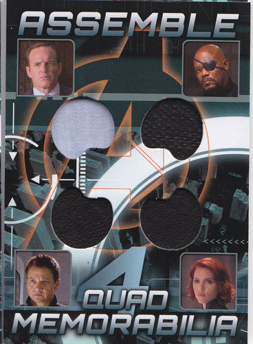 The Avengers treading cards - the-avengers Photo