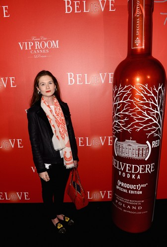 The (BELVEDERE) RED Party in Cannes - May 18, 2012 - HQ - bonnie-wright Photo