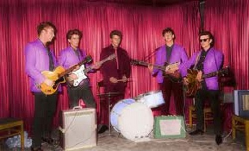 The Beatles in Hamburg COLORED