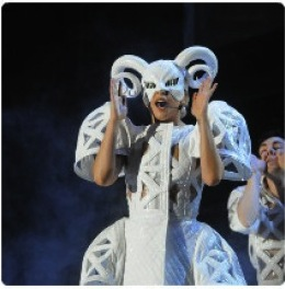 The Born This Way Ball in Taipei (May 17) - lady-gaga Photo