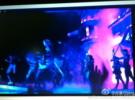 Lady Gaga wallpaper titled The Born This Way Ball in Taipei (May 18)