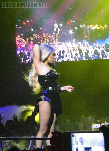 The Born This Way Ball in Tokyo (May 12)