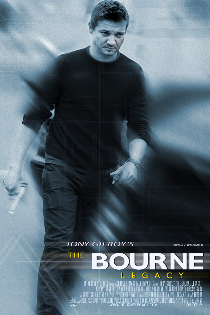 Jeremy Renner The Bour...