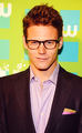 The CW Upfronts on May 17, 2012 - zach-roerig photo